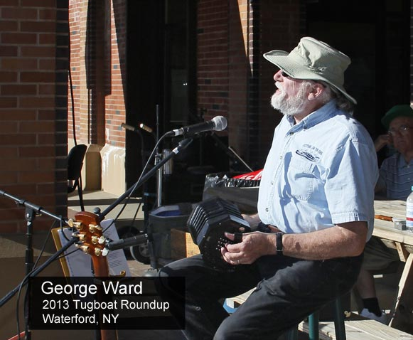 Fifteen Years – The Music of George Ward