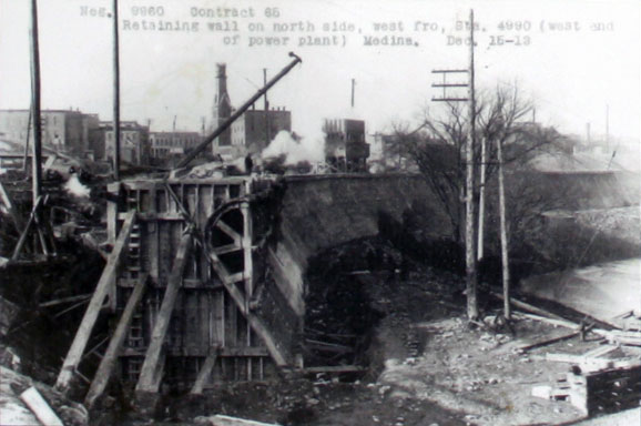 aqueduct construction