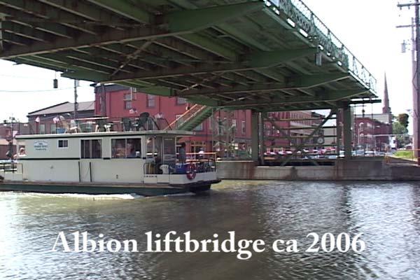 erie canal liftbridge
