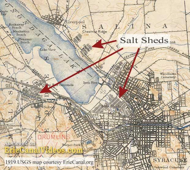 salt city map