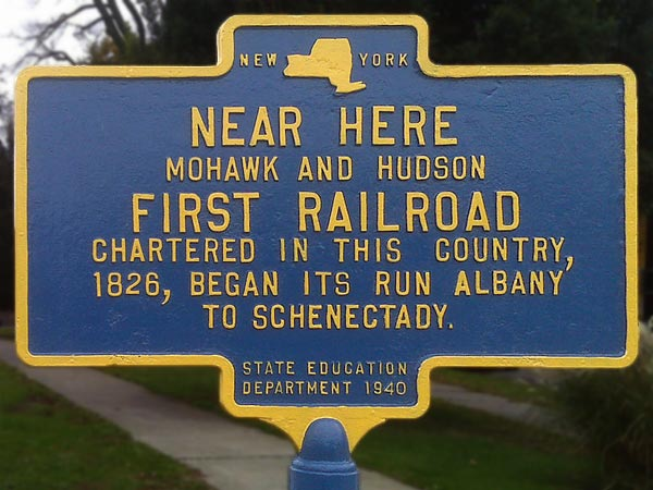 America's First Railroad? – Shuttling Erie Canal Passengers