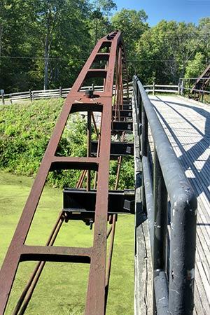 whipple bridge truss
