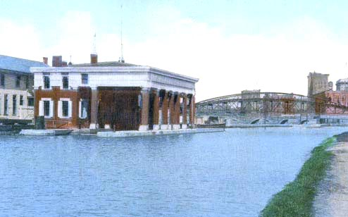 A Great Depression – Good News For The New Erie Canal